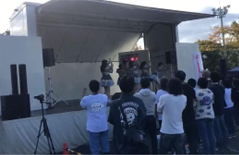 秋葉原新人アイドル募集の画像